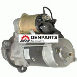 starter fits komatsu excavators motor graders 600 813 3630 600 813 3631 24v 11099 1 - Denparts
