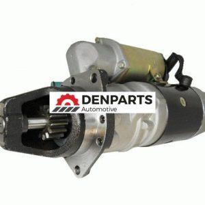 starter fits komatsu excavators pc200 pc220 6d105 engine 1984 1985 nikko system 17777 0 - Denparts