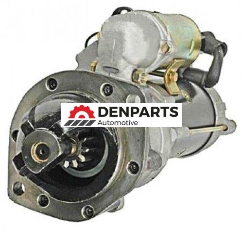 Starter Komatsu Motor Graders GD510R GD511R 6D95