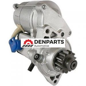 starter fits kubota tractor g266 engine replaces 11460 63011 11460 63012 17697 0 - Denparts