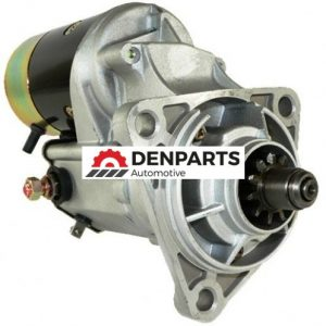 starter fits link belt excavators tcm lift trucks 1811001910 0 23000 1070 24v 3022 0 - Denparts