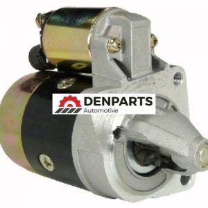 starter fits mazda 323 b2200 mx 3 protege mercury capri tracer 1 5 1 6 1 82 2l 8885 0 - Denparts