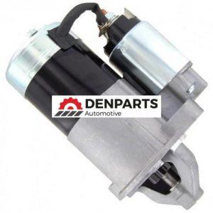 starter fits mitsubishi montero 3 0 3 8l montero sport 3 0 3 5l 1999 2004 13946 1 - Denparts