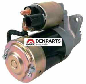 starter fits nissan altima 2 5l sentra 2 5l 2002 2007 automatic transmission 18414 1 - Denparts