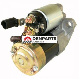 starter fits nissan altima sentra 2 5l 2002 2006 manual transmission 105406 1 - Denparts