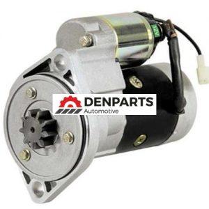 starter fits samsung se50 3 yanmar 4tne94 diesel 1992 1998 s13 204 129900 77010 1324 0 - Denparts