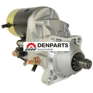 starter for bluebird 5 9l isb cummins bus all models 1994 1998 1967561 106658 0 - Denparts