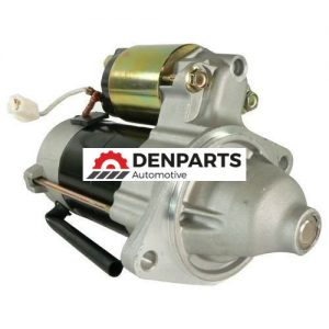 starter for kubota compact b21tlb tractor 2001 2009 6a100 31150 6a100 31151 2038 0 - Denparts