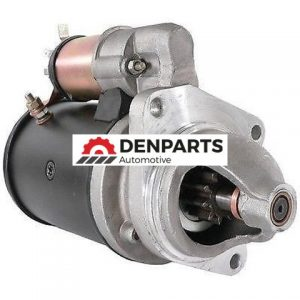 starter for leyland nuffield tractor 285 344 384 4100 462 465 472 485 12184 0 - Denparts