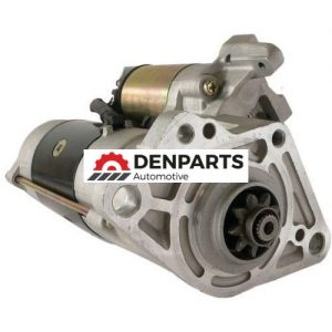 starter for mitsubishi fuso truck fe fg series w 4d34 2at engines 3 9l 14510 0 - Denparts
