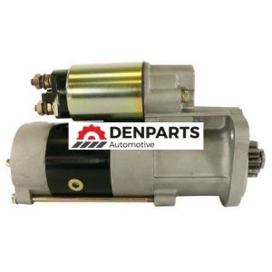 starter for toro 580d industrial mower mitsubishi diesel s4s engines 5873 1 - Denparts