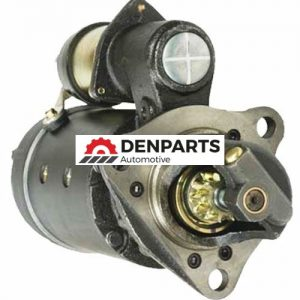 starter ford med and hd trucks school bus 6 6l 7 8l 1989 1995 positive engagement 1845 0 - Denparts