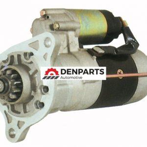 starter john deere excavators 450d 600c 650d 800c 850d w isuzu engines 7 0 kw 16917 0 - Denparts
