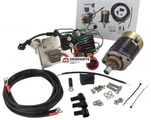 starter kit fits mercury 30hp engines 346 76010 0 346 76010 0a0 346 76010 0m 102289 0 - Denparts