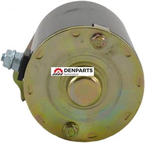 starter new for briggs and stratton 7 thru 18 hp with steel gear 693551 46285 2 - Denparts