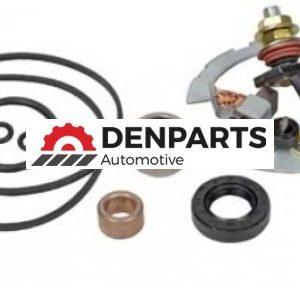 Brand New Starter 2 Brush Repair//Rebuild Kit for BMS Motor 400cc Sports 400cc 31464-C17-24