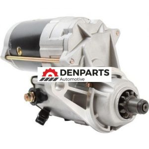 starter replaces gm 97147778 isuzu 2900578600 2901239100 8134 0 - Denparts