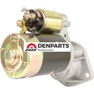 starter replaces isuzu 23300 t9000 23300 t9002 23300 t9003 23300 t9005 17978 2 - Denparts
