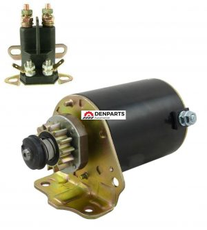 starter solenoid for john deere l100 l105 l107 briggs and stratton lg693551 16417 0 - Denparts
