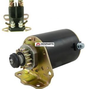 starter solenoid kit for scott s l1742 s1742 briggs and stratton 17hp 693551 233 0 - Denparts