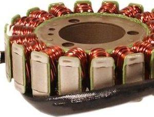 stator coil kawasaki kz1000m kz1000p kz1100a 21003 10400 - Denparts