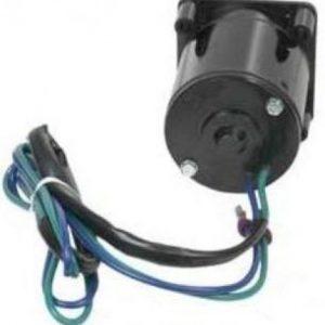 tilt trim motor omc 438786 439937 5005254 12v 2 wire 3258 1 - Denparts