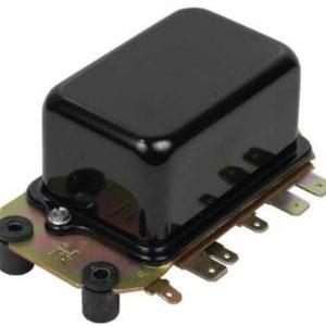 voltage regulator case david brown tractor 1200 770 780 850 880 990 generator 111123 0 - Denparts