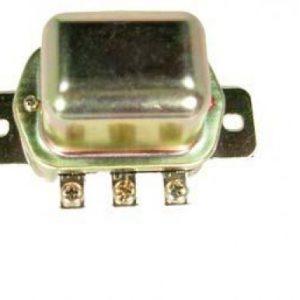 voltage regulator fits 1984 club car gas carts 1980 pre medalist 1012422 92702 0 - Denparts