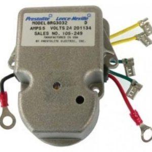 votlage regulator marine alternator 24v 5 249 8rg3032 105 249 long keyhole case 76349 0 - Denparts